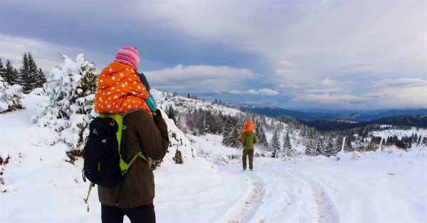 Vukov konak - Winter hike